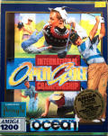 International Open Golf Championship Amiga Front Cover