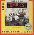 Lords of Conquest DOS Front Cover