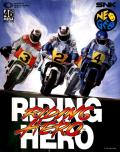 Riding Hero Neo Geo Front Cover
