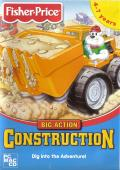 Fisher-Price Big Action Construction Macintosh Front Cover