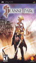 Jeanne d'Arc PSP Front Cover