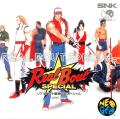 Real Bout Fatal Fury Special Neo Geo CD Front Cover