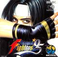 The King of Fighters '95 Neo Geo CD Front Cover