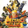Metal Slug: Super Vehicle - 001 Neo Geo CD Front Cover