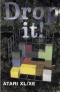 Drop It! Atari 8-bit Front Cover