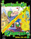 Lemmings & Oh No! More Lemmings Amiga Front Cover