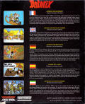 Asterix and the Magic Carpet Atari ST Back Cover