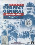 The Perfect General Scenario Disk: World War II Battle Set DOS Front Cover