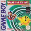 Pac-in-Time Game Boy Front Cover
