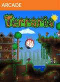 Terraria Xbox 360 Front Cover