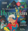 The Adventures of Hyperman Windows 3.x Front Cover