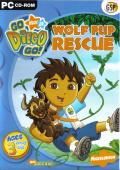 Go, Diego, Go!: Wolf Pup Rescue Windows Front Cover