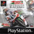 Castrol Honda Superbike 2000 PlayStation Front Cover