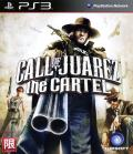 Call of Juarez: The Cartel  PlayStation 3 Front Cover