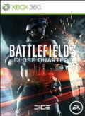 Battlefield 3: Close Quarters Xbox 360 Front Cover