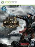 Two Worlds II: Pirates of the Flying Fortress Xbox 360 Front Cover