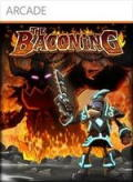 The Baconing Xbox 360 Front Cover