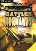Decisive Battles of World War II: Battles in Normandy Windows Front Cover