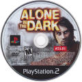 Alone in the Dark PlayStation 2 Media Game Disc
