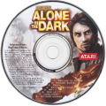 Alone in the Dark PlayStation 2 Media Music from Alone in the Dark Disc
