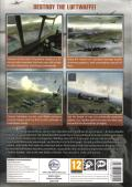 Combat Wings: Battle of Britain Windows Back Cover
