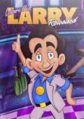 Leisure Suit Larry Reloaded Macintosh Front Cover