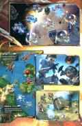 StarCraft II: Heart of the Swarm Macintosh Inside Cover 2nd Right Flap