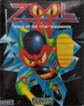 Zool Atari ST Front Cover