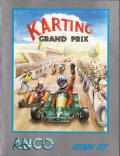 Karting Grand Prix Atari ST Front Cover