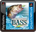 Championship Bass PlayStation 3 Front Cover