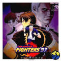 The King of Fighters '97 Neo Geo CD Front Cover