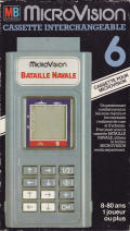 Sea Duel Microvision Front Cover