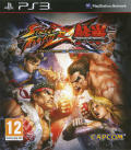 Street Fighter X Tekken PlayStation 3 Front Cover