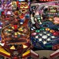 Pinball Arcade Table Pack 2: Cirqus Voltaire and FunHouse PlayStation 3 Front Cover