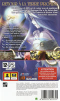 Riviera: The Promised Land PSP Back Cover
