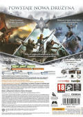 The Lord of the Rings: War in the North Windows Back Cover
