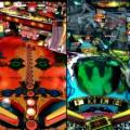 Pinball Arcade Table Pack 4: Creature from the Black Lagoon and Black Knight PlayStation 3 Front Cover