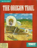The Oregon Trail DOS Front Cover