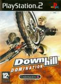 Downhill Domination PlayStation 2 Front Cover