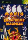 Egg Mania Xbox Front Cover