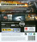 Call of Duty: World at War PlayStation 3 Back Cover
