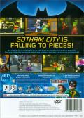 LEGO Batman: The Videogame PlayStation 2 Back Cover