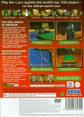 World Snooker Championship 2005 PlayStation 2 Back Cover