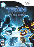 TRON: Evolution - Battle Grids Wii Front Cover