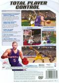 NBA Live 2003 PlayStation 2 Back Cover