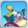The Simpsons: Tapped Out iPad Front Cover v4.4.0