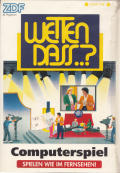 Wetten Dass..? Commodore 64 Front Cover