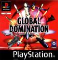 Global Domination PlayStation Front Cover