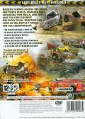 FlatOut PlayStation 2 Back Cover