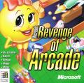Microsoft Revenge of Arcade Windows Front Cover